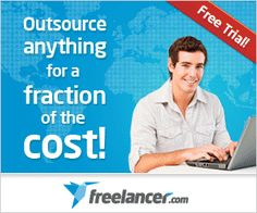 Becoming a freelancer at trusted freelancer site is just a click here form away, but getting work here is quite tough. With a wide range of job postings for all types of freelancers, our freelancer blog (http://infoeminent.com/freelancer.html) can let you make thousands of dollars weekly / monthly depending upon your capacity.   http://www.infoeminent.com/freelancer.html