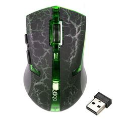 3200 DPI Wireless LED Cool Gaming Mouse for FREE!!
