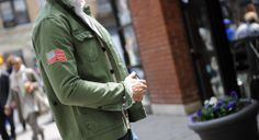 New York City Street Style: June 9, 2014 | Four Pins