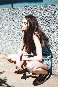 fabioabecassis: stunning Ann-Kathrin ph Fabio Abecassis