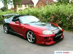 1994 Twin Turbo Supra