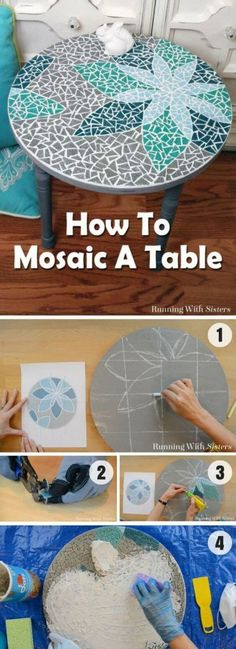 18 Stunning DIY Mosaic Craft Projects for Easy Home Decor