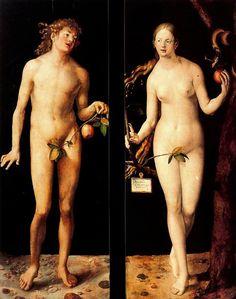 Obras de arte que retrataron el gran pecado original: la triste historia de Adán y Eva.