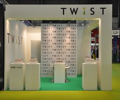 TWIST stand at MIDO 2013