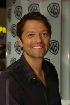 """Warner Bros. At Comic-Con International 2014  SAN DIEGO, CA - JULY 27: In this handout photo provided by Warner Bros, Misha Collins of """"Supernatural"""" attends Comic-Con International 2014 on July 27, 2014 in San Diego, California. (Photo by Chris Frawley/Warner Bros. Entertainment Inc.)"""