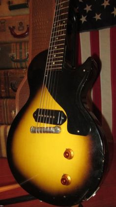 Gibson Les Paul Jr. 1955 Sunburst