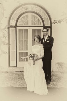 A vintage wedding in Miami 1.26.13 -- photos by Krueson Photography