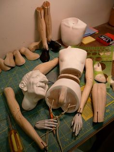 Puppet construction