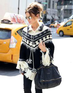 Kate Beckinsale Givenchy Pandora Bag