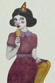 Sofia Bonati - Colorful Illustration