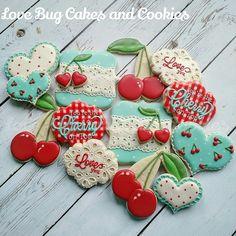 Cherry Valentine | Cookie Connection