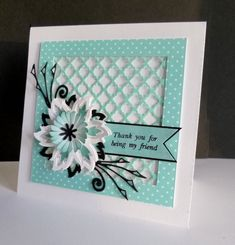 FS472 ~ My Friend by sistersandie - Cards and Paper Crafts at Splitcoaststampers