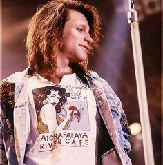 All about Bon Jovi and nothing but Bon Jovi Jon Bon Jovi, Bon Jovi Live, Dorothea Hurley, Bon Jovi Always, 80s Hair Bands, Aubrey Plaza, Demi Moore, Matthew Mcconaughey, Meryl Streep