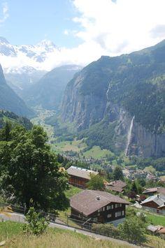 Switzerland, like a dream