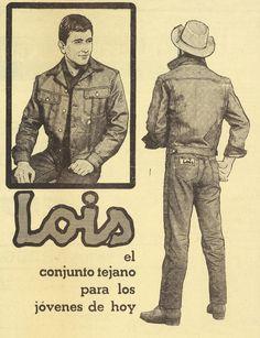 1962    'Lois, el conjunto tejano para los jóvenes de hoy'.