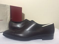 Salvatore Ferragamo Suede Wide (E, W) Solid Shoes for Men Leather Men, Brown Leather, Mens Designer Shoes, Leather Dress Shoes, Salvatore Ferragamo, Character Shoes, Clogs, Oxford, Dance Shoes