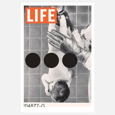 LIFE, $24, now featured on Fab.