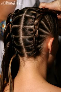 Astounding 1000 Images About Braid Hairstyles On Pinterest Braid Short Hairstyles For Black Women Fulllsitofus