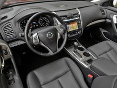 2013 nissan altima #nissan #altima #interior #leather #cars #auto #sedan #teamnissan #newhampshire #newengland