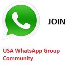 USA WhatsApp Group ~ WhatsApp Ticks   WhatsApp Forwards, Tutorials, News & Tips