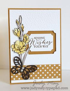 Stampin Up Gift of Love stamp set, Card by Judy May, Canterbury, Melbourne…