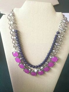 Create your own jewelry style.  Mix and match by lia sophia.