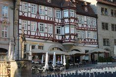 #hotel #travel #schwäbischhall #travelling #potd #visit # schwaebischhall #restaurant #food #foodlover Beste Hotels, Street View, Restaurant, Mansions, House Styles, Home, City, Manor Houses, Diner Restaurant