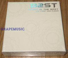 BEAST-Beast-Is-The-B2st-FIRST-1ST-MINI-ALBUM-K-POP-CD-SEALED