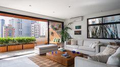 A.R. Apartment by Rocco Arquitetos