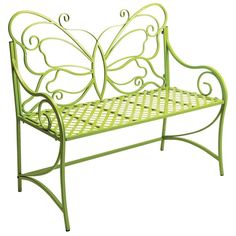 Dig It! Glam Garden Benches