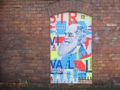 Street Art, Auguststrasse Berlin