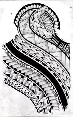 48 Coolest Polynesian Tattoo Designs