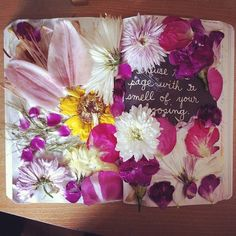 Infuse this page with a smell of your choosing, from Wreck This Journal