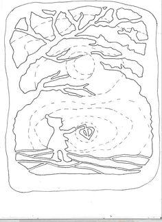 trasparente 1trasparente 1 ridimens Autumn Crafts, Holiday Crafts, Bastelarbeit Winter, Felt Crafts, Paper Crafts, Waldorf Crafts, Nature Table, Window Art, Noel Christmas