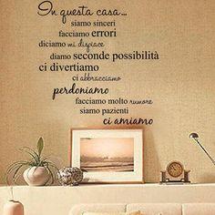 lifeup disegn originale adesivo murale frase in italiano soggiorno camera da letto in questa