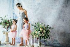 Fairies and Ballerinas: A Flower Girl Story Flower Girl Photos, Flower Girls, Wedding Flower Girl Dresses, Little Ballerina, Tiny Dancer, Dancers, Girls Dresses, Bridesmaid Dresses, Fine Art