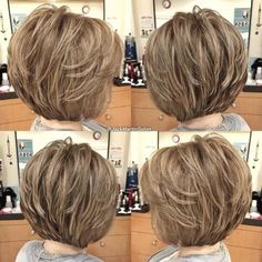 97 Awesome Short Layered Haircuts Fine Hair In Pin On Hair, 50 Best Trendy Short Hairstyles for Fine Hair Hair Adviser, 33 Cute Short Layered Haircuts for Beautiful Women In 40 Short Hairstyles for Fine Hair. Short Layered Haircuts, Short Hairstyles For Thick Hair, Haircuts For Fine Hair, Haircut For Thick Hair, Short Hair With Layers, Haircut Short, Short Layered Hairstyles, Modern Hairstyles, Pixie Haircuts