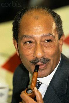 anwar sadat | How did Anwar Sadat interact/communicate with followers? People Smoking, Man Smoking, Modern History, Black History, Best Pipe Tobacco, President Of Egypt, Asian Short Hair, Muslim Brotherhood, Greatest Presidents