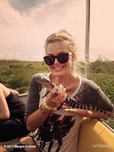 Margot caiman