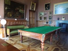6 x 12 snooker table  in Ukraine palace