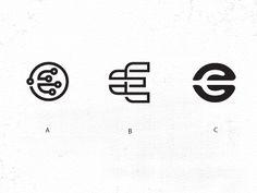 Inspirational Logo Design Series – Letter E Logo Design - Coding Droid