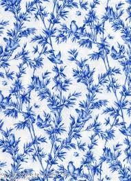 toile jouy cobalt - Recherche Google