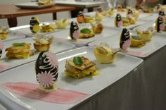 Gustose creazioni degli chef id Vetrina Toscana in occasione di Primavera KM 0 a Prato