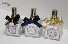Lembrancinhas para casamentos - aromatizadores e home sprays personalizados - http://www.designetal.com.br/2014/03/lembrancinha-casamento-o-dia-tao-esperado.html