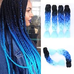 Blue And Black Braids Pictures Blue And Black Braids. Here is Blue And Black Braids Pictures for you. Blue And Black Braids box braids with feed ins colors black and blue. Blue Box Braids, Colored Box Braids, Short Box Braids, Black Braids, Kanekalon Braiding Hair, Jumbo Braiding Hair, Jumbo Braids, Braids With Extensions, Braid In Hair Extensions