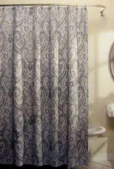 Amazon Lauren By Ralph Shower Curtain 70 X 72 100 Cotton