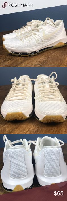 the latest 3c610 23ee6 Nike KD 8 EXT  Sail Chrome  White Woven 9.5 KD 8 EXT  Sail Chrome  Woven  Men s Size 9.5 or women s size 11 in very good condition just need new  insoles.