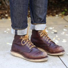 #redwingheritage • Instagram photos and videos #shoes #boots #mensoutfits #menswear #fashion #mensfashion #braap Red Wing Boots, Motorcycle Boots, Timberland Boots, Combat Boots, Menswear, Mens Fashion, Photo And Video, Videos, Photos