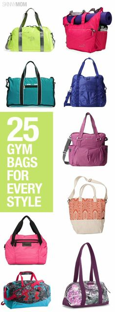 Looking for a new gym bag?  Check these out instead.