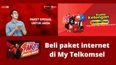 Musdeoranje Net 5 Cara Beli Paket Internet Di My Telkomsel Internet Aplikasi Pengikut